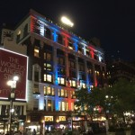 Macy's by night